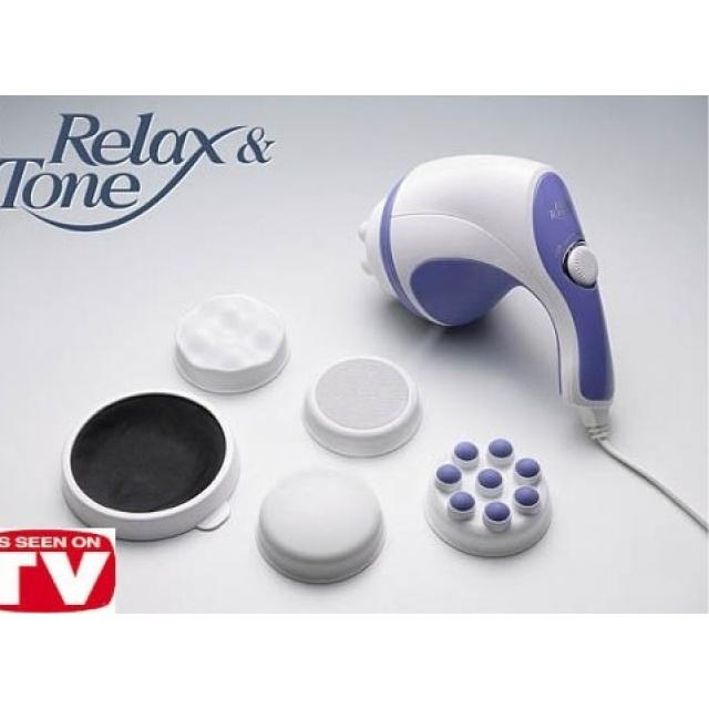 Ручной массажер Relax & Tone (Релакс энд Тон)