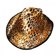 Ковбойская шляпа Леопард