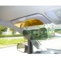 Козырек солнцезащитный антибликовый HD Visor - Clear View для ночи и дня