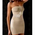 Моделирующее и утягивающее платье без рукавов