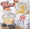 Складная решетка для варки Cook Basket
