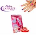 """Комплект для украшения ногтей """"Salon Express"""""""