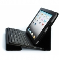 Чехол кожа для iPad 2,3 с клавиатурой (на английском)