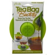 Крышка выжиматель для чайных пакетиков силиконовая