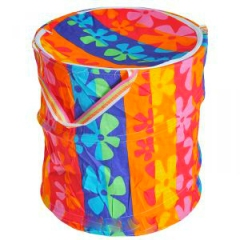 Складная корзина для хранения белья
