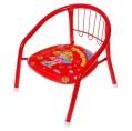 Детский стульчик металлический со звуком